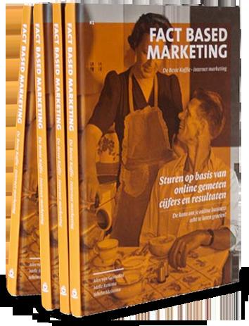 Fact Based Marketing boek